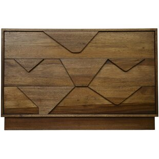 Cascata 3 Drawer Dresser