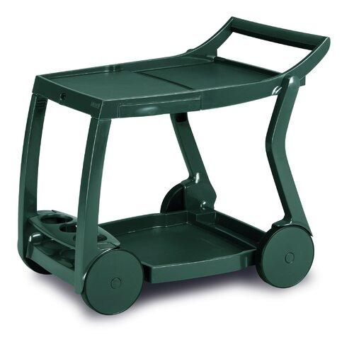 Servierwagen ClearAmbient Farbe: Grün   Küche und Esszimmer > Servierwagen   ClearAmbient