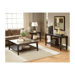 National 3 Piece Coffee Table Set
