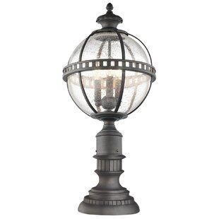 Beachampton 3 Light Pedestal Lantern By Red Barrel Studio