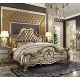 Selma Upholstered Standard Bed by Astoria Grand