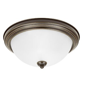 Jemuel 1-Light Flush Mount