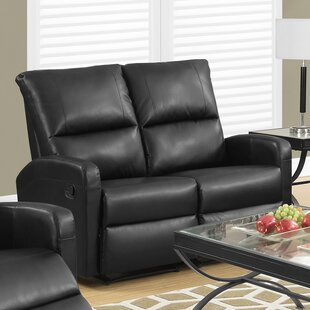 Today Sale Only Fiala Reclining Loveseat Ebern Designs