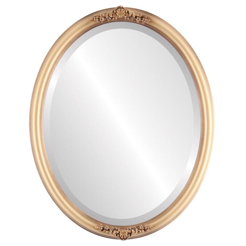 Astoria Grand Rhine Traditional Beveled Accent Mirror Wayfair