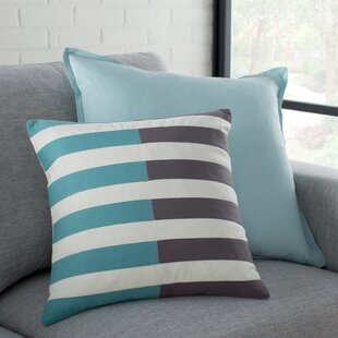 Chessani Cotton Throw Pillow Cover