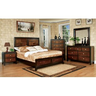 Rountree Panel Configurable Bedroom Set