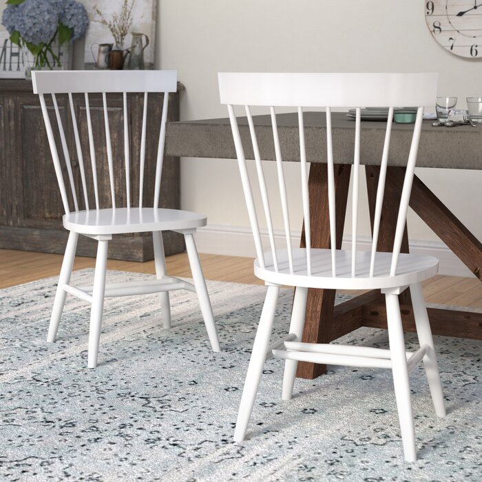 Peachy Valdosta Solid Wood Dining Chair Ibusinesslaw Wood Chair Design Ideas Ibusinesslaworg