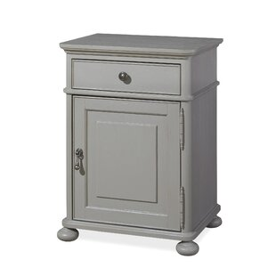 Eoin 1 Drawer Nightstand by Ophelia & Co.