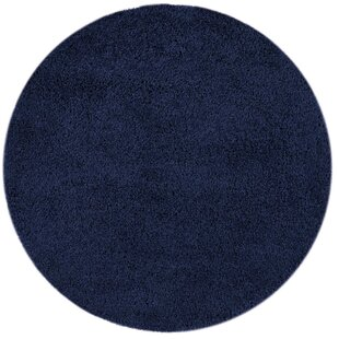 Parrish Navy Area Rug by Charlton Home