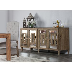 Ferguson Reclaimed Elm Sideboard by Bungalow Rose