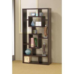 Hambrick Standard Bookcase by Orren Ellis Office Furniture