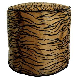 Tiger Pouf