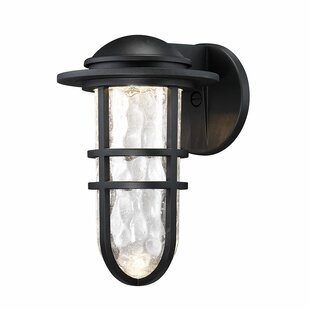 Compare prices Taraval LED Outdoor Bulkhead Light By 17 Stories