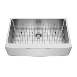 36 L x 22 W Farmhouse/Apron Kitchen Sink