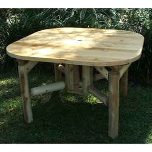 Roundabout Wooden Dining Table