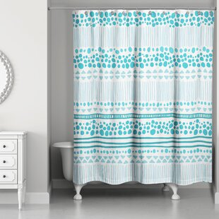 Presnell Tribal Print Single Shower Curtain