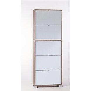 Inexpensive 30-Pair Shoe Storage Cabinet By Sarmog