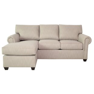 Deshawn Sectional with Ottoman by DarHome Co