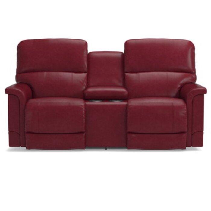 Fine Oscar Leather Reclining Loveseat Ibusinesslaw Wood Chair Design Ideas Ibusinesslaworg