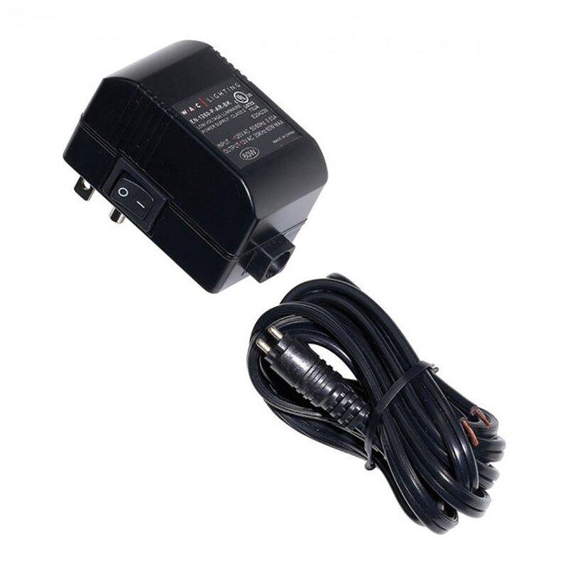 Wac Lighting Class Ii Mini 60w 12v Electronic Transformer Wayfair