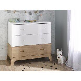 Archipel 3 Drawer Dresser By Sofamo