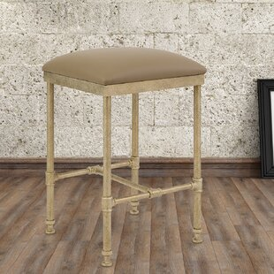 Emrick 26 Bar Stool by 17 Stories