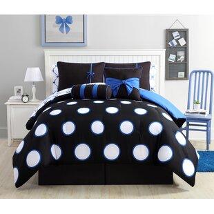Amos Reversible Comforter Set