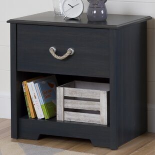Reviews Aviron 1 Drawer Nightstand by South Shore Reviews (2019) & Buyer's Guide