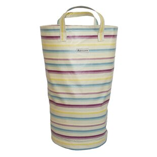 Stripe Laundry Bin By Marlow Home Co.