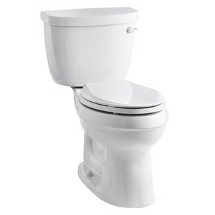 Great choice Cimarron Comfort Height 1.28 GPF Elongated Two-Piece ByKohler