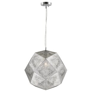 Skopelos Modern 3-Light Chandelier by Brayden Studio