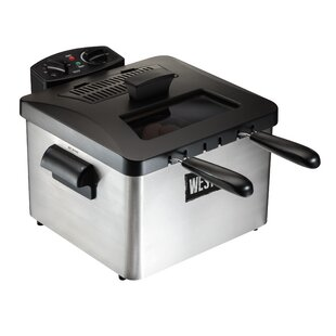 3 Liter Dual Basket Deep Fryer