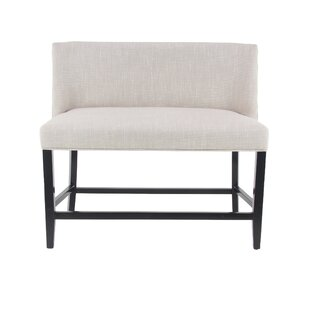 Beecham Eclectic Rectangular Upholstered Bench