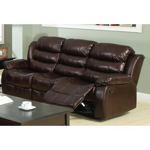 Homes Recliner Sofa by Red Bar..