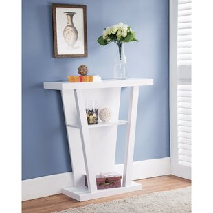 Biag Contemporary Style V-Shape Console Table
