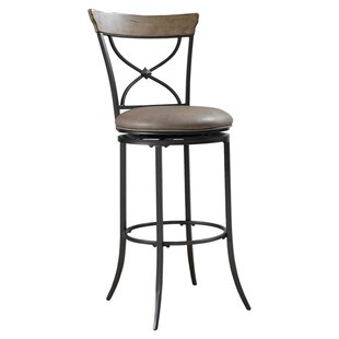 Rocio 30 Swivel Bar Stool Alcott Hill