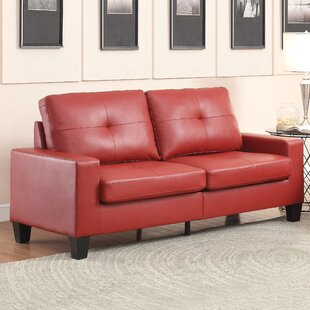Offerman Leather Configurable Living Room Set by Winston Porter