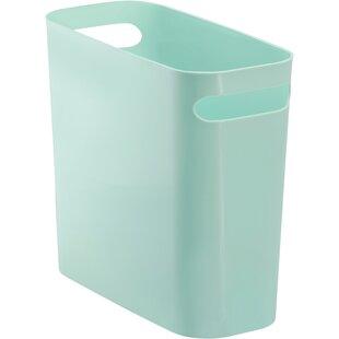 InterDesign Double-Handled Open Waste Basket