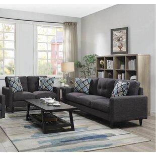 Lainey 2 Piece Living Room Set