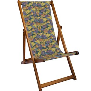 Deck Chair by Lemon Head Prints