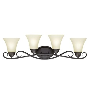 Metz 4-Light Vanity Light by Charlton Home