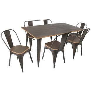 Beachmont 6 Piece Dining Set