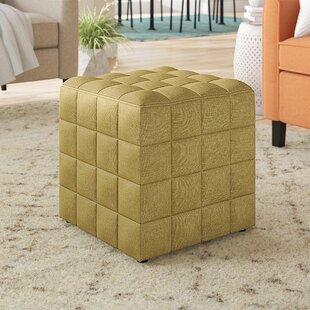 Vanbuskirk Tufted Cube Ott..