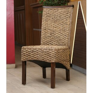 Soleil Birchwood Dining Chair Beachcrest Home