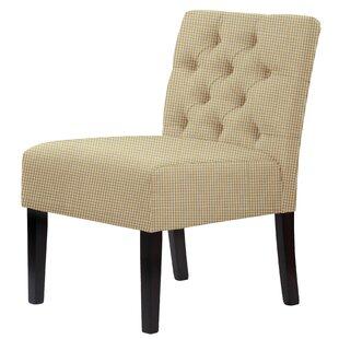 Red Barrel Studio Lashbrook Caro Slipper Chair