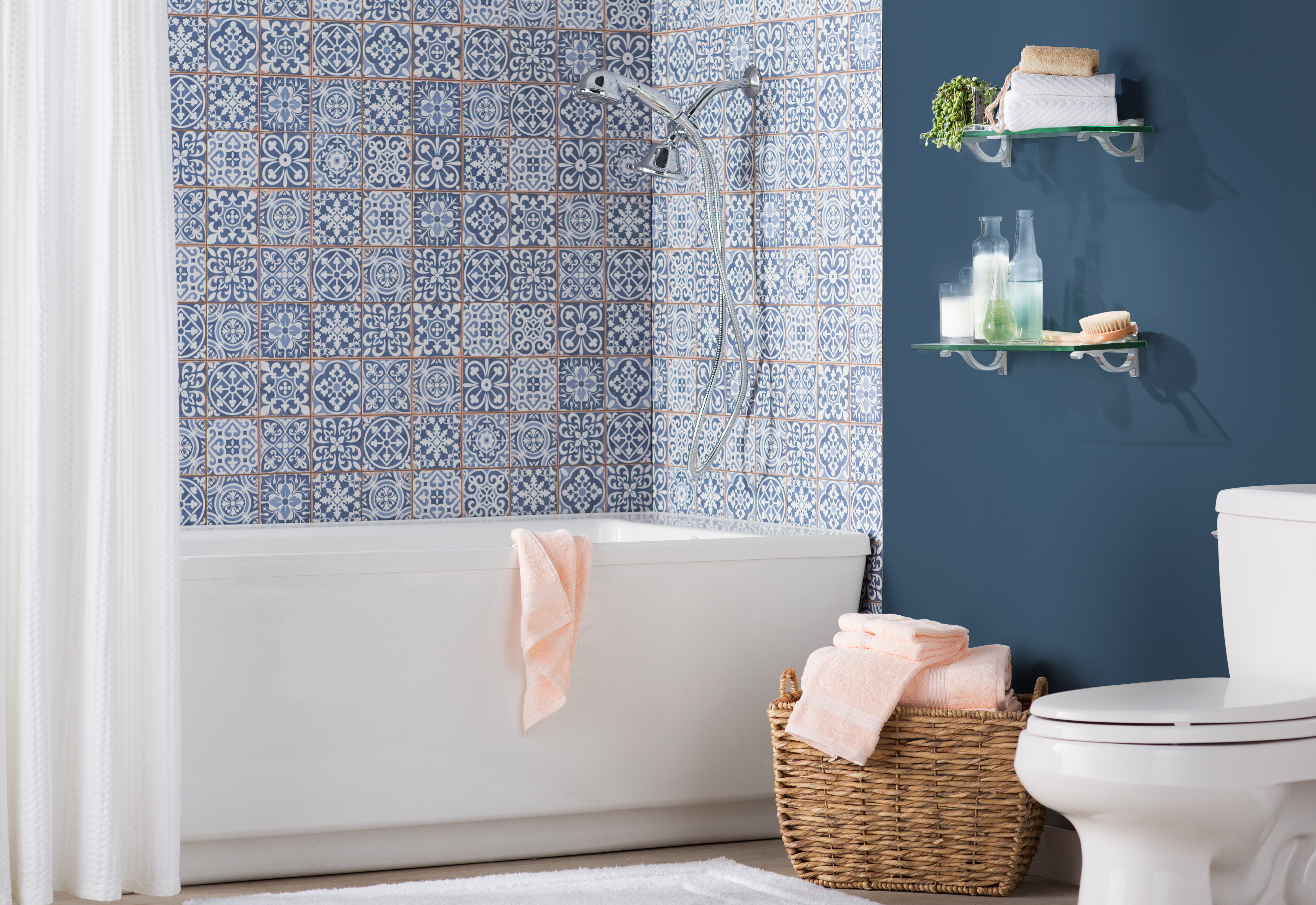 11 Dazzling Shower Tile Ideas For Your