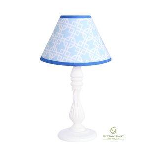 Enchanted Woodland Forest Animals 10 Linen Bell Lamp Shape