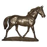 Bronze Horses Statues Sculptures You Ll Love In 2021 Wayfair