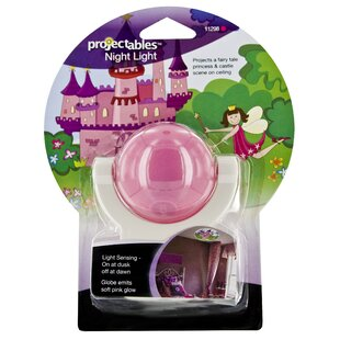 Jasco LED Projectables Fairy Princess Night Light