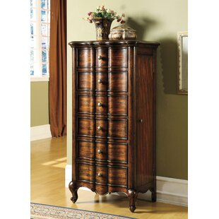 Price Check French Jewelry Armoire By Hooker Furniture